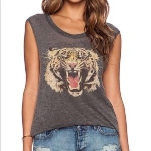 Chaser Tiger Growl tee